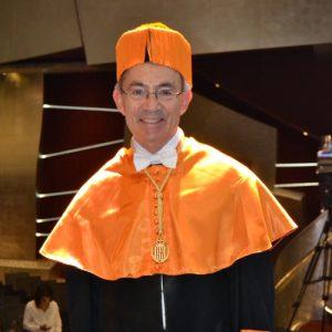 Dr. Cristobal Pissarides Premio Nobel de Economía 2010