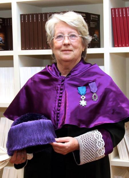 Dra. Nicole Mahy Géhenne