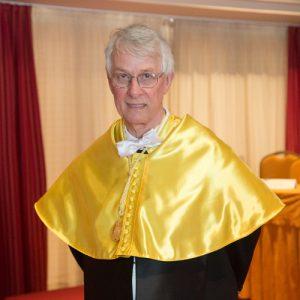 Dr. Richard Roberts Premio Nobel de Medicina 1993