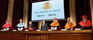 Conmemoración del centenario de la RAED (1914-2014). 7 de abril de 2014