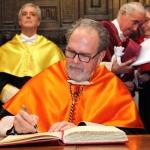 Acto de ingreso Dr. José Antonio Segarra Torres