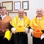 Dr. Björn Nilsson, Dr. Aaron Ciechanover, Dr. Ismail Serageldin