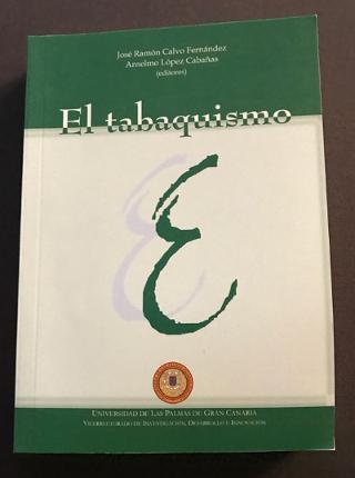 José Ramón Calvo dona a la Biblioteca de la Academia su estudio «El tabaquismo»