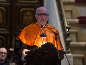 Admission speech of the Nobel Prize Finn Kydland
