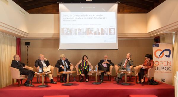 I Encuentro Científico, amenazas para un mundo globalizado