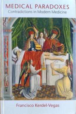 "Kerdel-Vegas dóna a la Biblioteca de la Reial Acadèmia un exemplar de la seva obra ""Medical Paradoxes. Contradictions in Modern Medicine"""