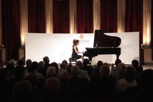 concierto de piano de Samira Tabraue