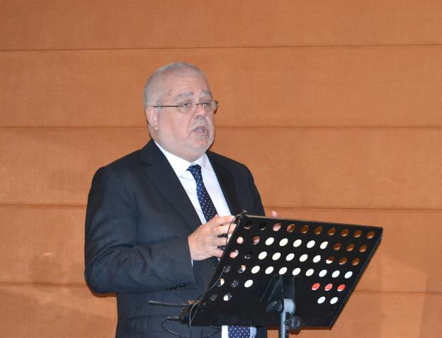conferencia Joan Francesc Pont. III Acto Internacional - Paises Bálticos