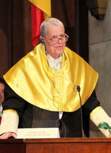 Dr. Aaron Ciechanover Premio Nobel de Química 2004