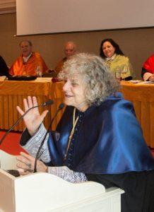 Dra. Ada Yonath Premio Nobel de Química 2009