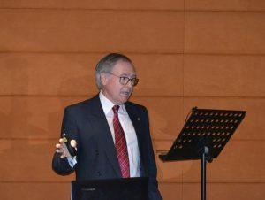 Albert Bosch: Virus transmitidos por alimentos. Ponencias III Acto Internacional RAED