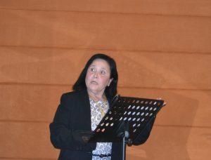 Maria Angels Calvo Torras. Ponencia III Acto Internacional RAED