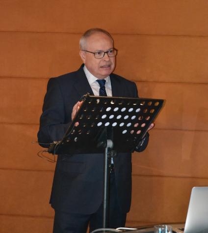 Dr. Agustín Moreno - ponencia El fondo de comercio interno