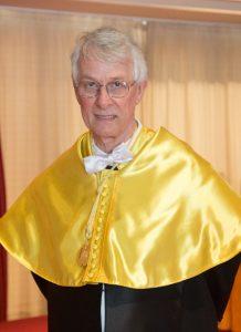 Dr. Richard Roberts Nobel Prize in Medicine 1993