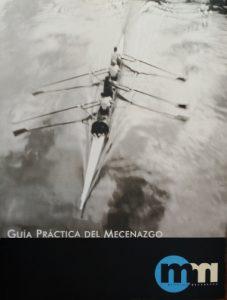 "portada libro ""Guia practica del mecenazgo..."" - Rosmarie Cammany"