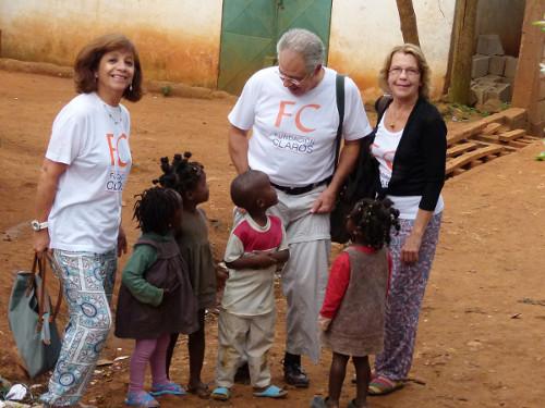 Fundación Clarós y proyectos solidarios
