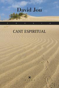 """portada libro """"Cant Espiritual"""" de David Jou Mirabent"""