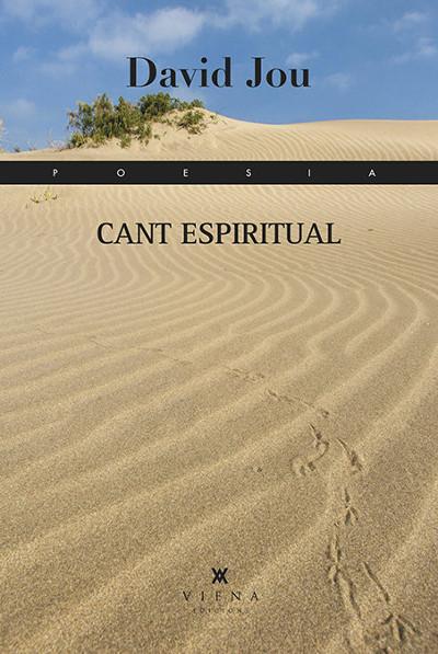 """portada llibre """"Cant Espiritual"""" de David Jou Mirabent"""