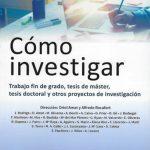 """Portrait of the book """"Como Investigar"""" RAED ACCID UPF"""