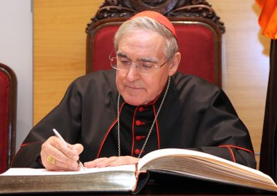 Cardenal Lluis Martinez Sistach 6