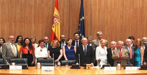 Cuatro años de homenaje al español