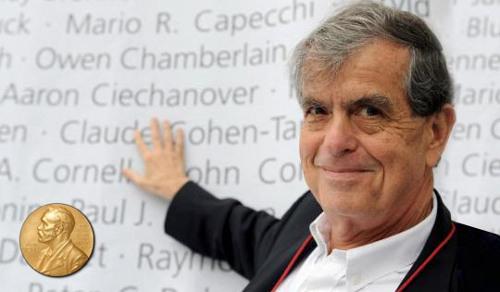 Dr. Aaron Ciechanover, Premio Nobel de Química