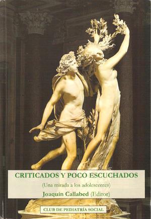 """Portada del libro """"criticados y poco escuchados"""""""