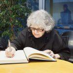 Conferencia de la Dra. Ada Yonath: Una nueva generación de antibióticos