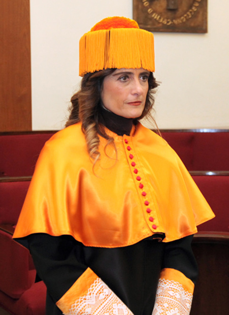 Excma  Sra  Dra  Mar U00eda Del Mar Alonso Almeida