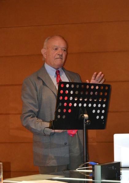 Dr. MIguel Ángel Gallo. III Acto Internacional - Paises Bálticos