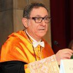 acto de ingreso del Dr. Carlo Maria Gallucci Calabrese