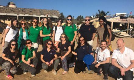 Misión en Senegal