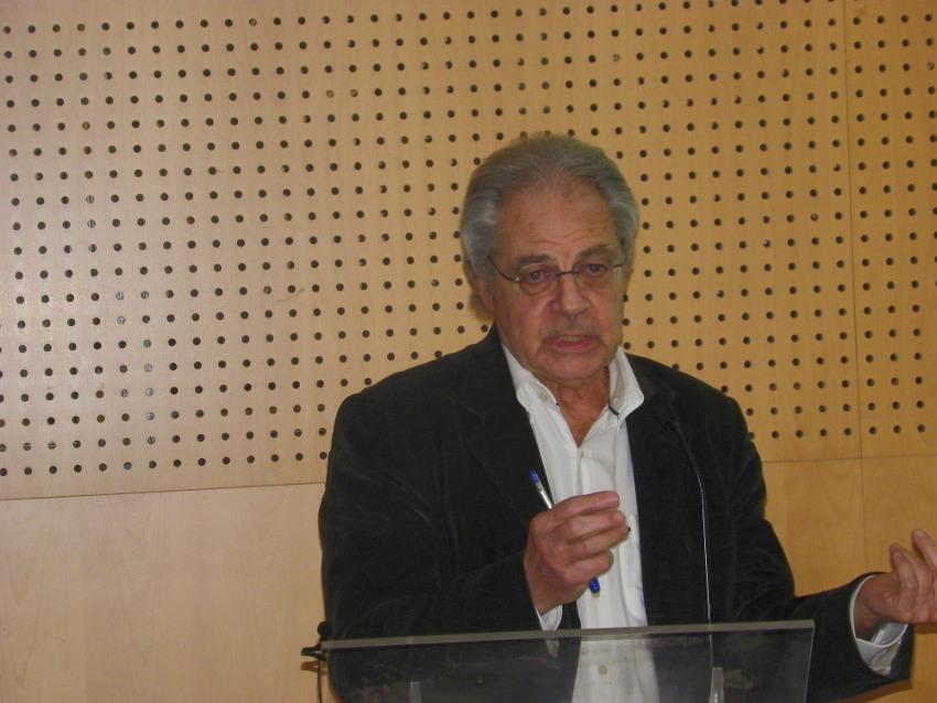 Conferencia de Pedro Clarós en Vichy Catalán