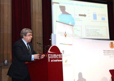 3- Dr. Javier Aranceta Bartrina - debate Hidratación y salud en la Europa del siglo XXI