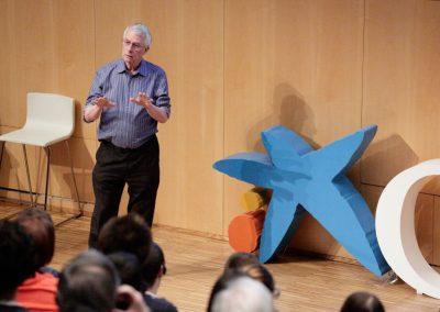 4 - Conferencia del Premio Nobel Richard Roberts sobre cultivos transgénicos