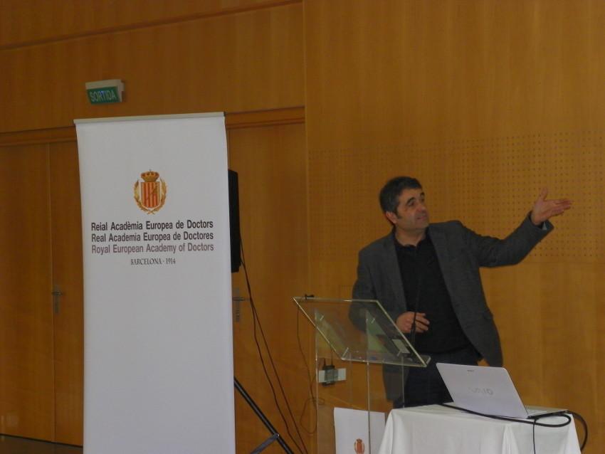 Conferencia de Jordi Martí en Vichy Catalán