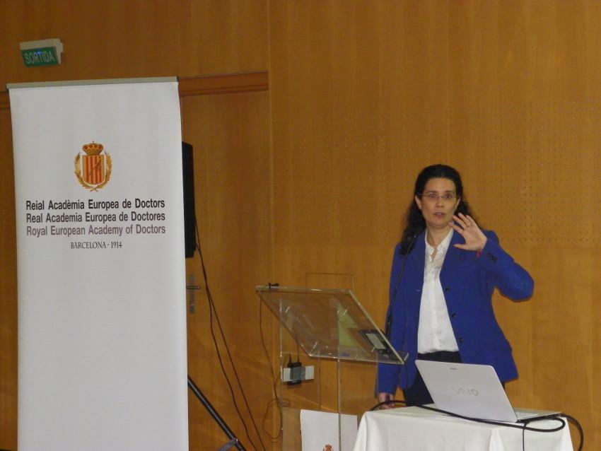 Conferencia de en Vichy Catalán