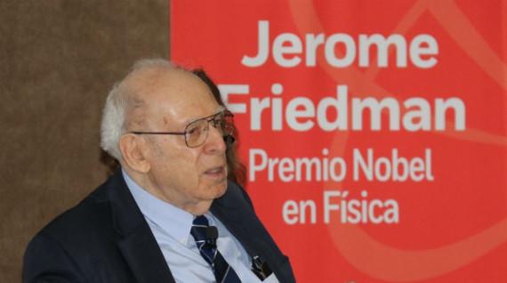 Dr. Jerome Isaac Friedman