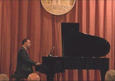 Nauzet Mederos pianista Conciertos con Alma