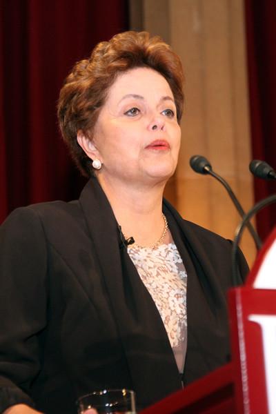 Discurso de Dilma Rousseff en la RAED