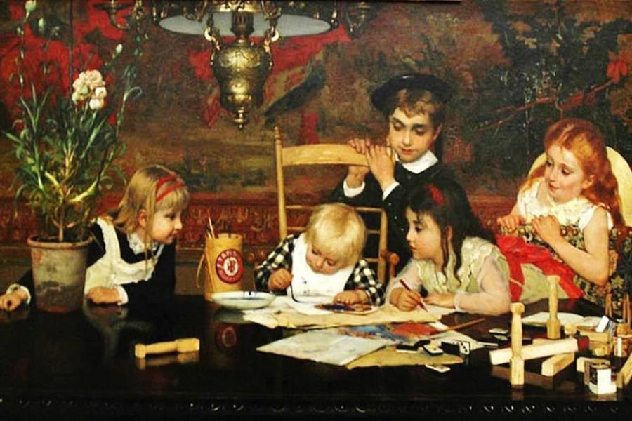 "Jan Frans Hervas - ""El maestro pintor"""
