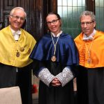 Acto de ingreso: Dr. Eric Maskin, Premio Nobel de Economía 2007; Leslie Griffith
