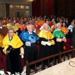 Acto de ingreso del Dr. Eric Maskin, Premio Nobel de Economía 2007