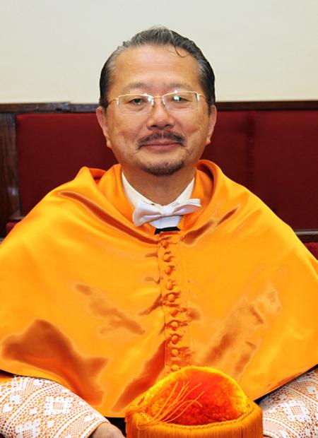 Naohito Watanabe acto ingreso RAED