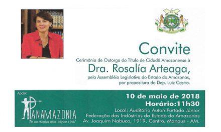 Ciutadana de l'Amazònia