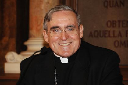 cardenal Lluís Martínez Sistach
