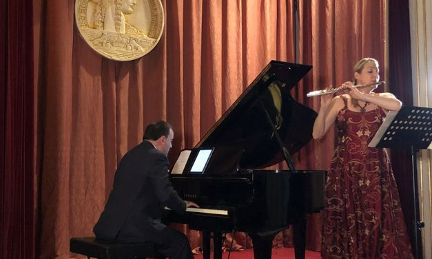 "Video of the fourth recital of the ""Conciertos con alma"" cycle"