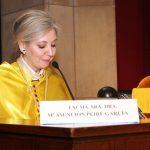 Acto de ingreso de la Dra. Maria Asunción Peiré García