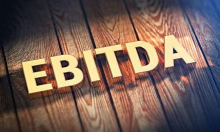 Calculating EBITDA multiples