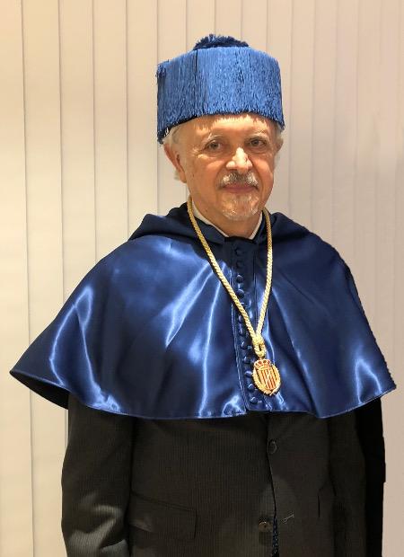 Dr. Mario José Molina Henríquez - Premio Nobel de Química 1995 y Académico de Honor